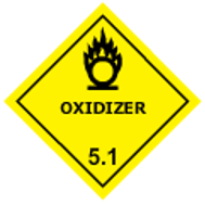 Oxidising Substances and Organic Pesticides (Class 5)