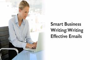 Business Writing E Mail Techniques Training 2