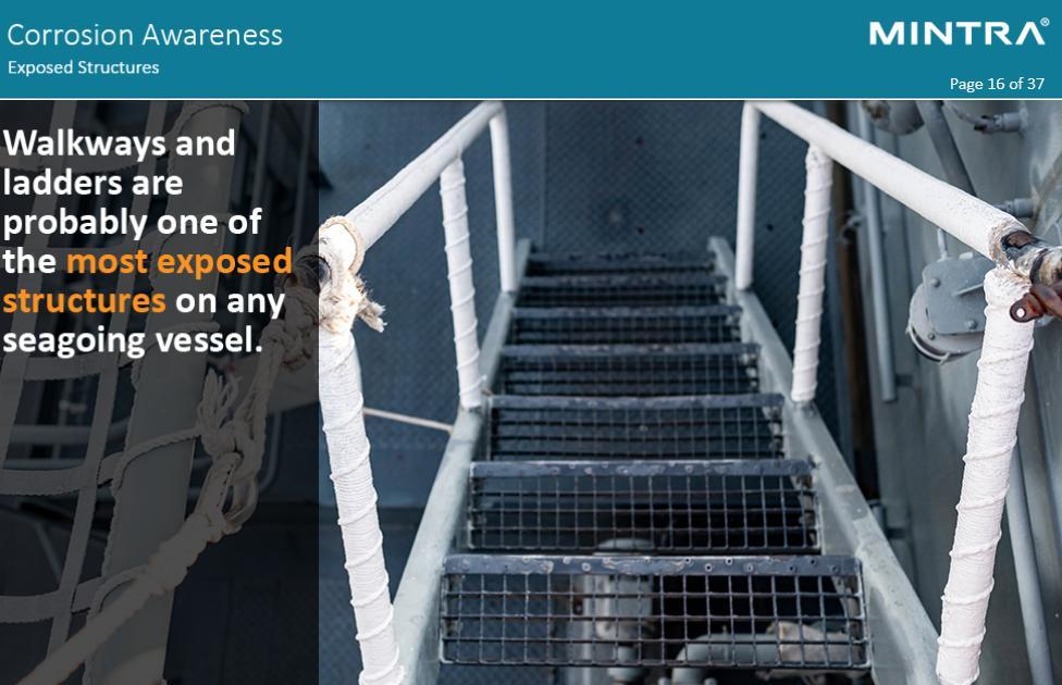 Corrosion Awareness Training 4