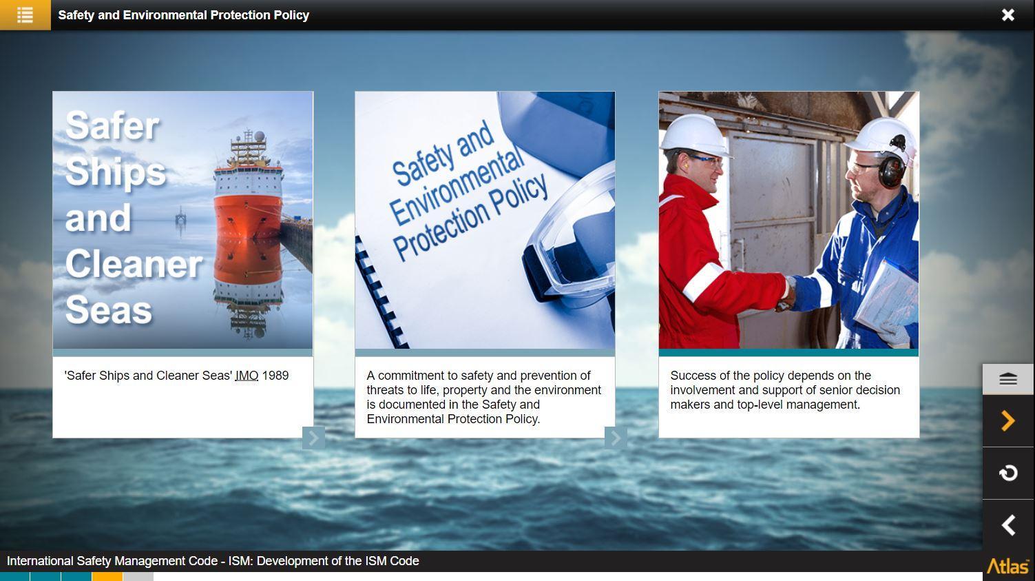 International Safety Management Code ISM Training 5