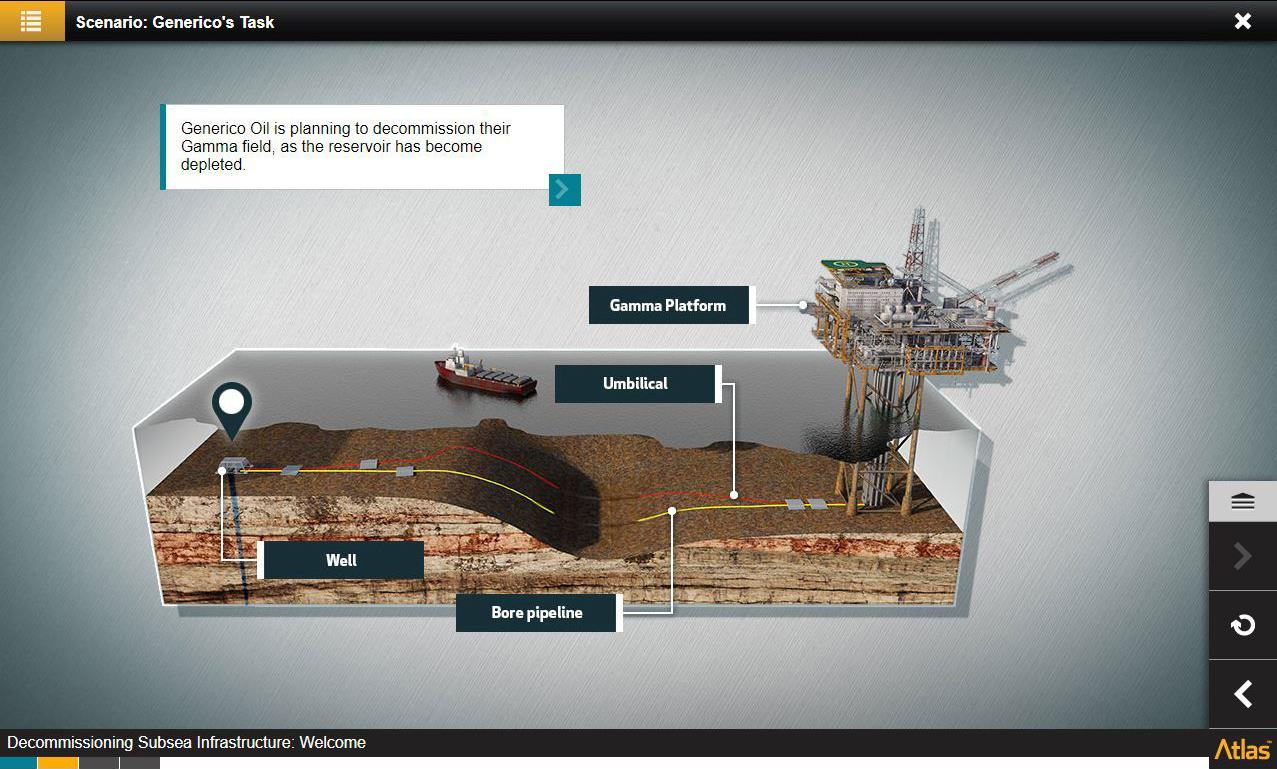 Subsea Infrastructure Decommissioning Training 2