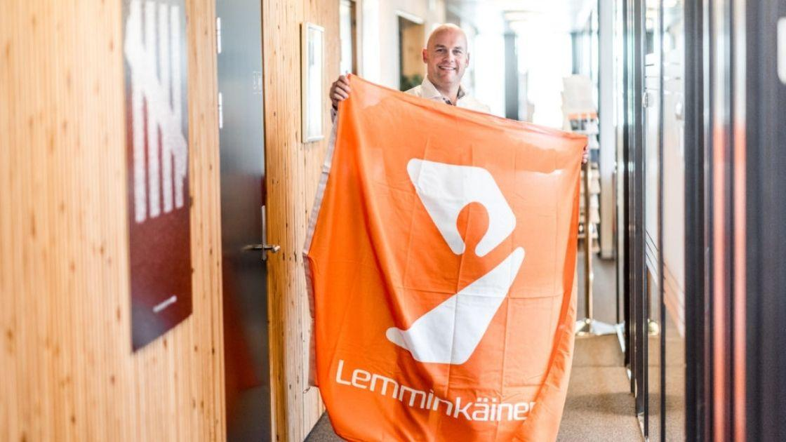 Thomas Holmsen, HSE and Quality Manager for Lemminkäinen in Norway
